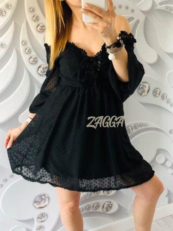 sukienka ROMA czarna