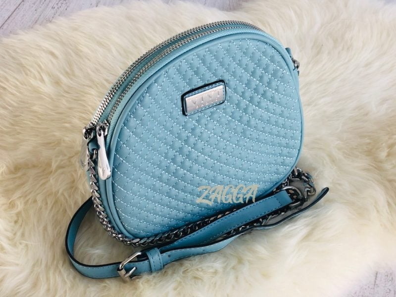 torebka VIVI błękitna