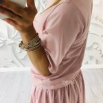 sukienka INA róż