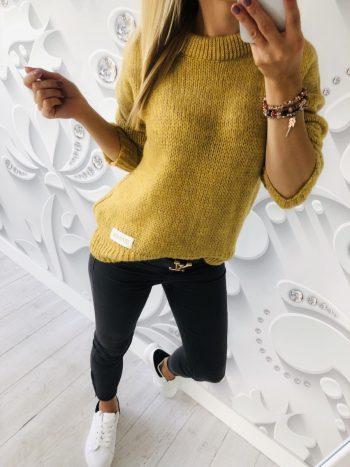 sweter MILES honey