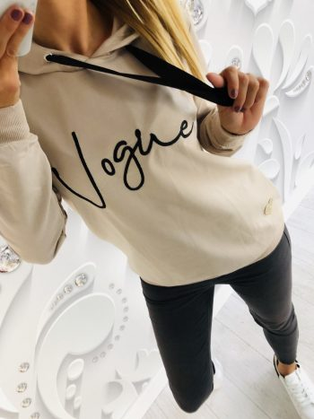 bluza Vogue beige