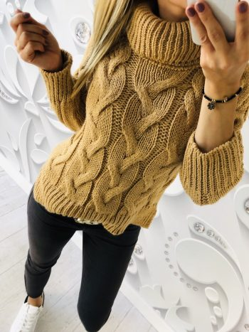 sweter JERSEY