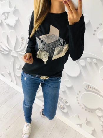 bluzka COSM black