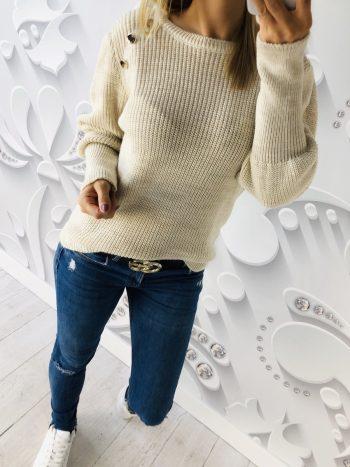 sweter ONSnew beige