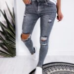 spodnie jeans REDRESS gray