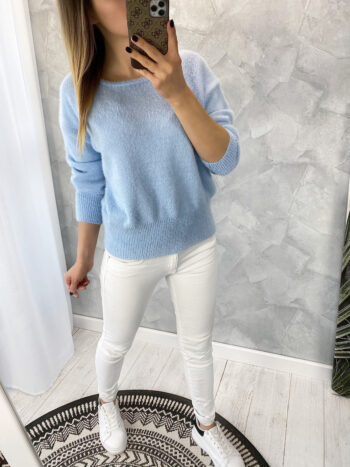 sweter ITALY blue
