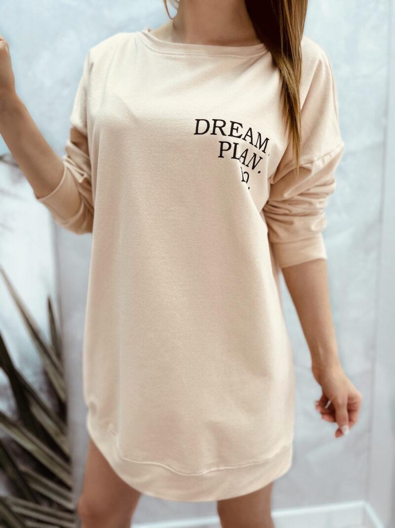 bluza PLAN beige