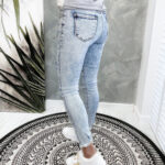 spodnie DENIM ripped jeans