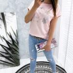 bluzka LLLOVE puder