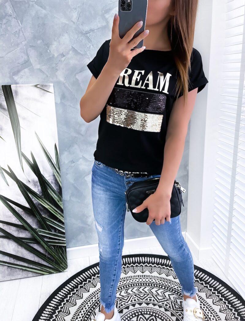 bluzka STEEM black