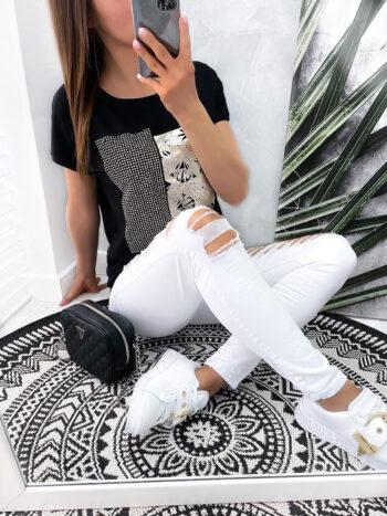bluzka ARTI black