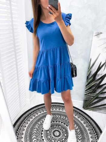 sukienka MIXT marin