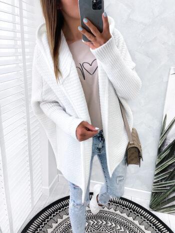 kardigan SHOTRY white