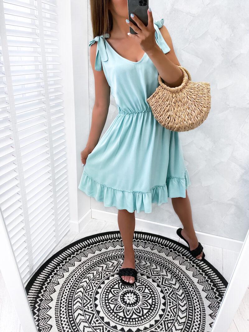 sukienka MELL mint