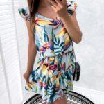sukienka HAWAII sun