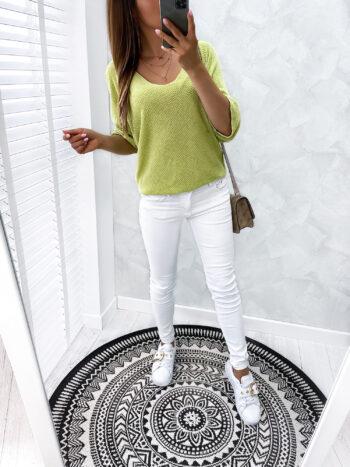 bluzka MOODAL green