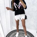 bluza M black