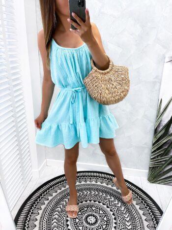 sukienka SUMMER mint