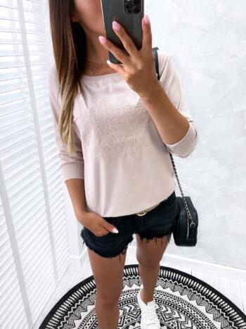 bluzka EMBRO beige