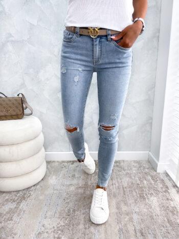 spodnie ONES jeans