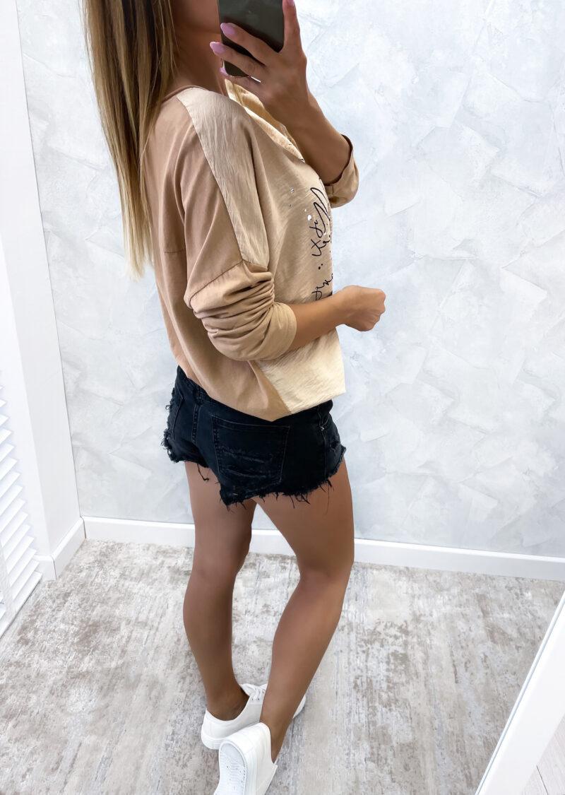 bluzka SWEET beige