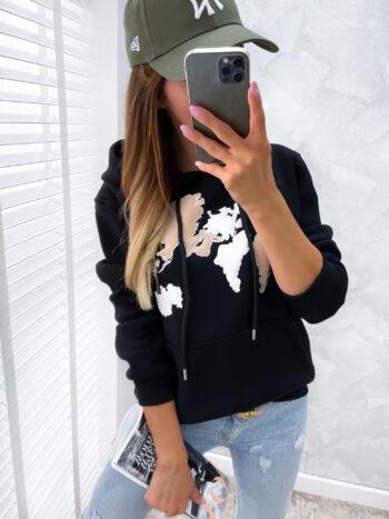 bluza TRAVEL black