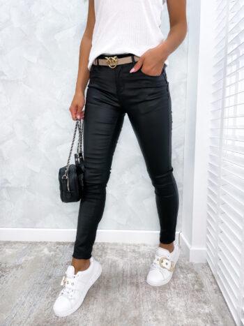 woskowane spodnie REDRESS