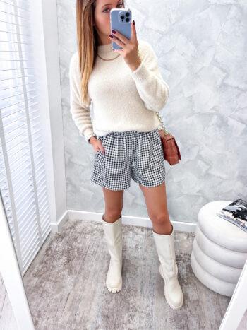 sweter SOFT ecru