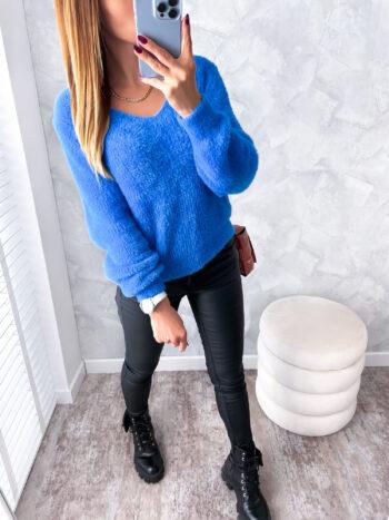 sweter LOKE blue