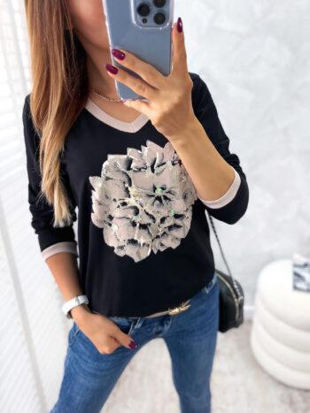 bluzka BLIS black
